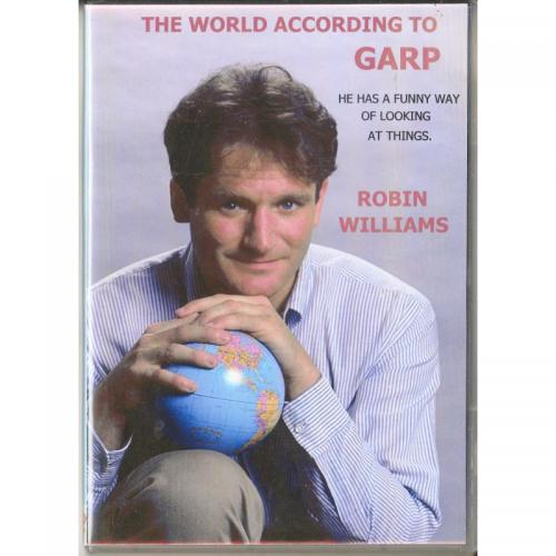 THE WORLD ACCORDING TO GARP DVD = ROBIN WILLIAMS