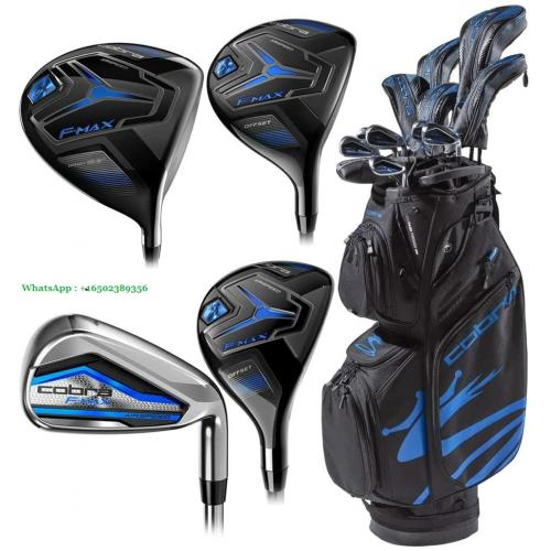 NEW Cobra Golf 2020 Men's Airspeed Complete Set $700