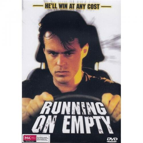 Running On Empty (All Region Pal Dvd) Aussie Car Action