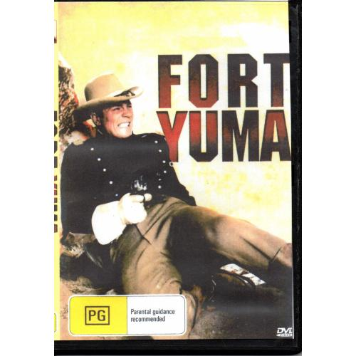 FORT YUMA - PETER GRAVES & JOAN VOHS - ALL REGION DVD