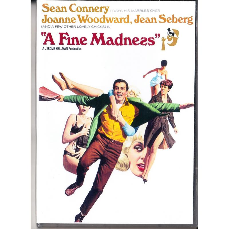 A FINE MADNESS (1966) SEAN CONNERY; JOANNE WOODWARD; IRVIN KERSHNER Stock Photo: 68592655 - Alamy
