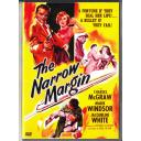 THE NARROW MARGIN DVD =FILM NOIR = CHARLES McGRAW - MARIE WINDSOR