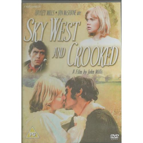 SKY WEST AND CROOKED - HAYLEY MILLS - ALL REGION DVD