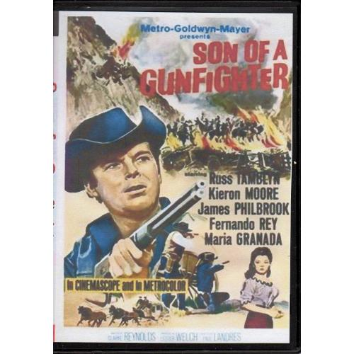 SON OF A GUNFIGHTER - RUSS TAMBYN -  ALL REGION DVD