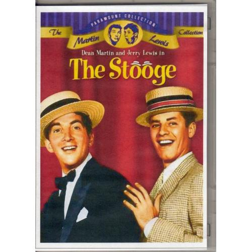 STOOGE, THE - JERRY LEWIS & DEAN MARTIN ALL REGION DVD