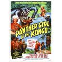 PANTHER GIRL OF THE KONGO DVD = MOVIE SERIAL