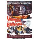 THE VAMPIRE AND THE BALLERINA DVD = ITALIAN HORROR ENG SUBS