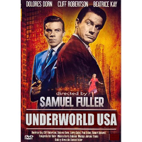 UNDERWORLD USA DVD = CLIFF ROBERTSON