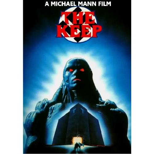 THE KEEP DVD = a MICHAEL MANN FILM = 1982 = IAN McKELLEN