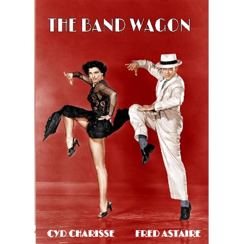 THE BAND WAGAON DVD = FRED ASTAIRE CYD CHARISSE