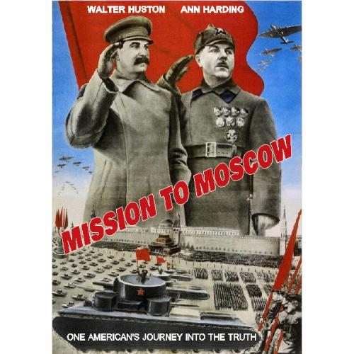 MISSION TO MOSCOW DVD = WALTER HUSTON ANN HARDING