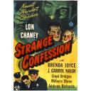 STRANGE CONFESSION DVD 1945 = LON CHANEY Jr.