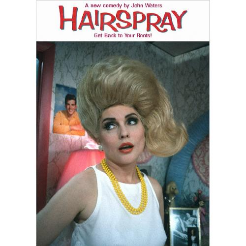HAIRSPRAY DVD = JOHN WATERS FILM = DIVINE