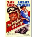 TO PLEASE A LADY DVD = CLARK GABLE BARBARA STANWYCK