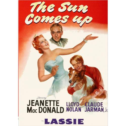 THE SUN COMES UP = 1949 = JEANETTE MacDONALD