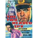 THE TWO-HEADED SPY DVD = JACK HAWKINS GIA SCALA ALEXANDER KNOX MICHAEL CAINE
