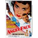 ANGEL FACE DVD = FILM NOIR JEAN SIMMONS ROBERT MITCHUM