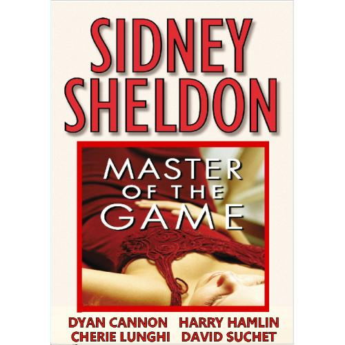 MASTER OF THE GAME = 1984 = TV MINI SERIES 3 disc set = DYAN CANNON DAVID SUCHET CHERIE LUNGHI