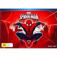 Ultimate Spider-Man Season 1 Collector's Gift Set Dvd = Brand New