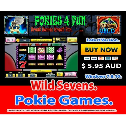 Wild Sevens - Registration Key and Download Link Win 7,8,10