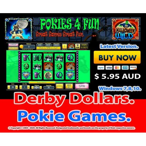 Derby Dollars - Registration Key and Download Link Win 7,8,10