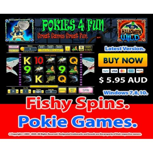 Fishy Spins - Registration Key and Download Link Win 7,8,10