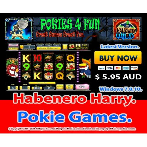 Habenero Harry - Registration Key and Download Link Win 7,8,10