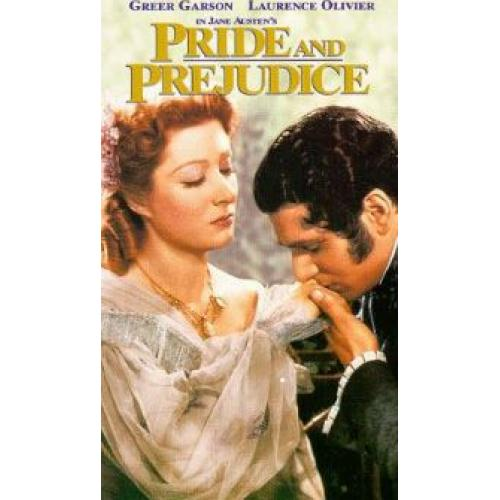 Pride and Prejudice (1940  Greer Garson, Laurence Olivier, Mary Boland