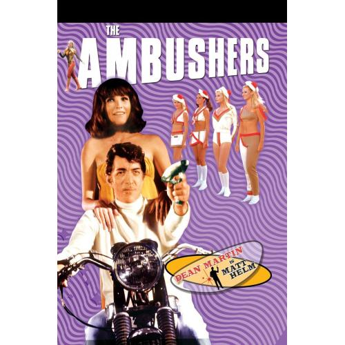 The Ambushers (1967)  Dean Martin, Senta Berger, Janice Rule