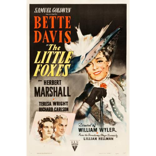 The Little Foxes (1941)  Bette Davis, Herbert Marshall, Teresa Wright