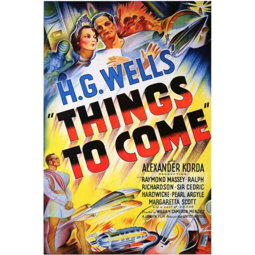 Things to Come (1936)     Raymond Massey, Edward Chapman, Ralph Richardson